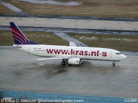 TC-IEB Inter Airlines