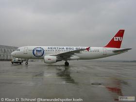 LTU D-ALTD A320-214