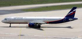 Aeroflot A321-200 VP-BTG