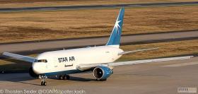 Star Air 767-200 OY-SRJ