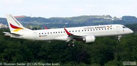 German Airways EM-190LR D-AZFA