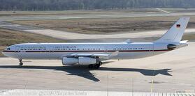 German Air Force A340-300 16+01