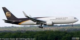 UPS 767-300W N360UP