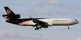 UPS MD-11 N278UP