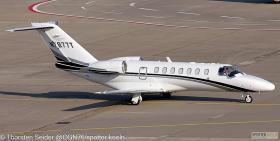 Privat Owner Cessna 525B N7877T