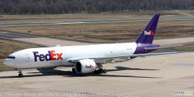 FedEx 777-200 N846FD