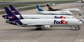 FedEx MD-11 N624FE