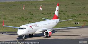 Austrian Airlines EM-195LR OE-LWL
