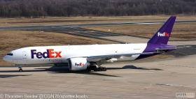 N888FD FedEx 777-200