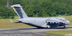 US Air Force C-17 05-5153