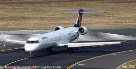 Lufthansa CityLine CRJ-900LR D-ACKG