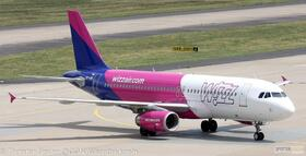 Wizz Air A320-200 HA-LWP