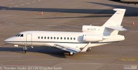 Privat Falcon 900LX M-ILTA