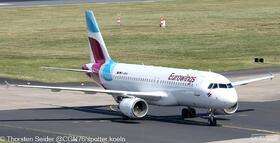 Eurowings A320-200 D-ABHA