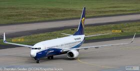 Ryanair 737-800W EI-DCLS