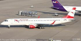 Austrian Airlines EM-195LR OE-LWI
