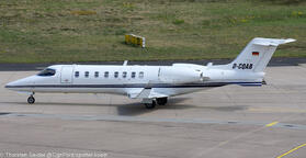 Quick Air Jet Charter Learjet 45 D-CQAB