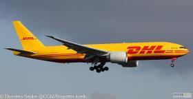 D-AALQ AeroLogic 777-200