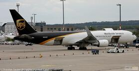 UPS 767-300W N344UP