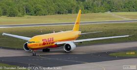 AeroLogic 777-200 D-AALP