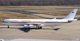 16+01 German Air Force A340-300