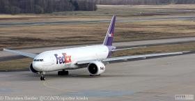 FedEx 777-200 N850FD