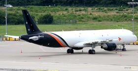 Titan Airways Malta A321-200P2F 9H-ZTB
