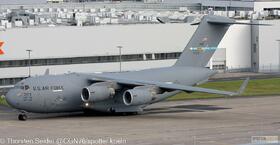 US Air Force C-17 07-7173