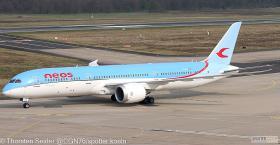 Neos 787-9  EI-NUA