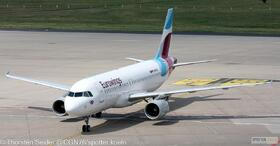Eurowings A320-200 D-ABFO