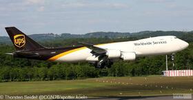UPS 747-800 N626UP