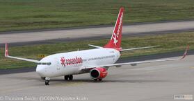Corendon Airlines 737-800W TC-CON
