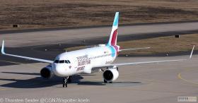 D-AIZS Eurowings A320-200W
