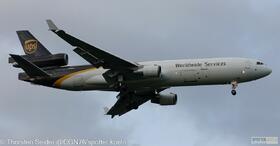 UPS MD-11 N281UP