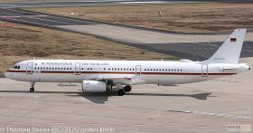 German Air Force A321-200 15+04