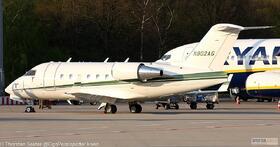 AGCO Aviation CL-600 N902AG