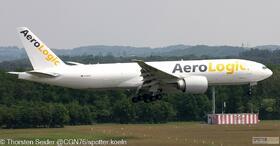 AeroLogic 777-200 D-AALC