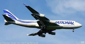 National Airlines 747-400 N756CA