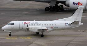 YL-RAG RAF-Avia SF-340 CGN 04.01.2021