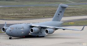 Canada Air Force CC-177 177701