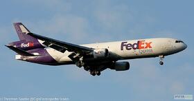 FedEx MD-11 N576FE