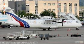 Swiftair ATR-72-200 EC-KJA