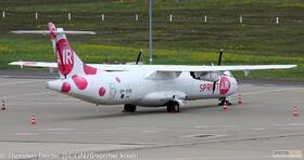 SprintAir ATR-72-200 SP-SPE