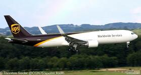 UPS 767-300W N328UP