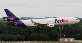 FedEx MD-11 N615FE