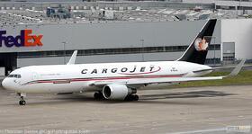 Cargojet 767-300W C-GAJG