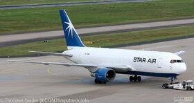Star Air 767-200 OY-SRO