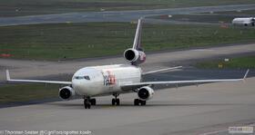 FedEx MD-11 N587FE