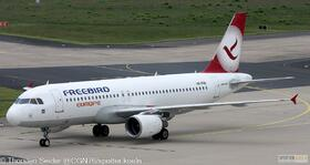 Freebird Europe A320-200 9H-FHB