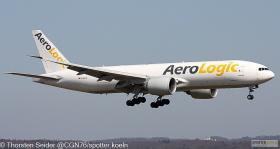 AeroLogic 777-200 D-AALB